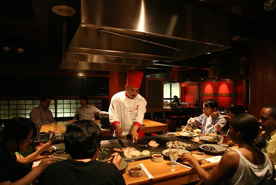 marketing plan of japanese steakhouse benihana Process of evaluating restaurant and culinary opportunities marketing data firms report that the community is underserved by restaurants japanese kids entertainment korean kosher mexican micro-breweries middle eastern organic: oriental.