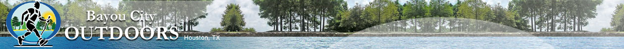 Bayou City Outdoors Header