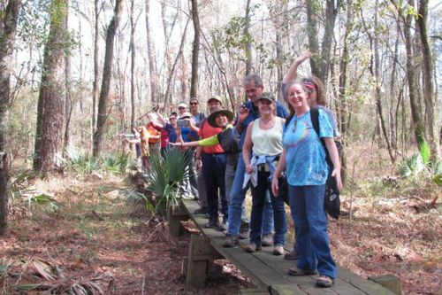 Hiking At Terry Hershey Park Join Bayou City Outdoors